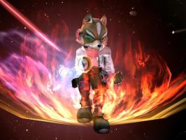 FireFox McCloud by WinterIceFox