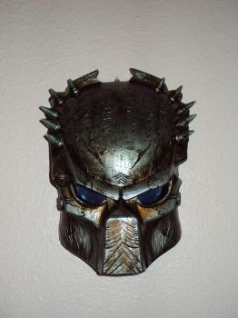 Predator Mask by CountHollow