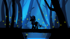 [Commission] Fireflies by SiMonk0