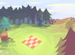Empty Picnic by Empoh