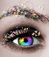 Eye Colorful Candy by Eye-Creator