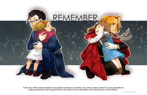 FMA: Remember by ah-bao