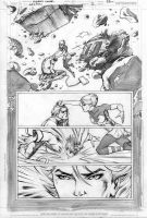 Legion Issue 2 p.12 by Cinar
