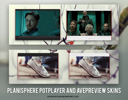 Planisphere AvePreview and PotPlayer by cathycatchy