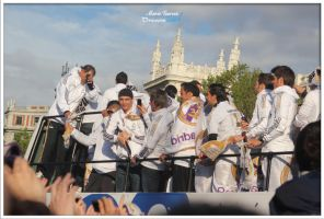 Champions of league Real Madrid C.F. 2011/12 - 8 by Dreans