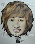 Super Junior Eunhyuk by EiYa