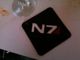 N7 Coaster by LadyIlona1984