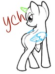 :CLOSED: Sexy Pony YCH Auction :CLOSED: by equinepalette