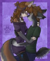 Silver and Copper. :D by LadySilvie