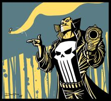 PUNISHER 2009 by ferwar
