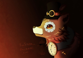 Time by FoxStarrMoon