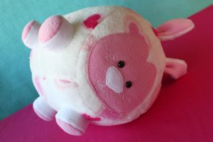 BELLY - plush bunny by FizziMizzi
