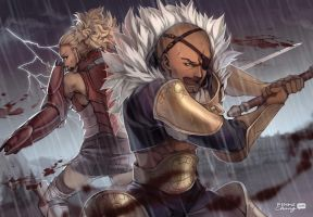 Basilio's Last Stand by finni