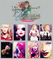 Madonna Icons Part 1 by Osh-Sharif
