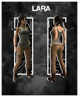 TR Concept - Lara by ReD8ull