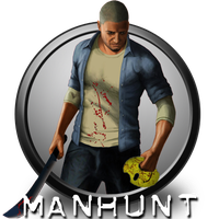 Manhunt Icon by madrapper