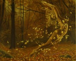 Autumn dance by jogijs