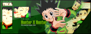 Hunter X Hunter Cover by zFlashyStyle
