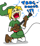 Guitar Hero of Time by Tickle-Punch