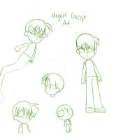Magnet Concept Art by Natsumi-chan0wolf