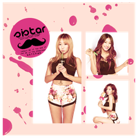 SISTAR- png pack (render) by michiru92