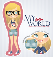 My World Doll by TrendyLife