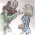Fagin and Oliver by Tackycat