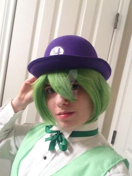 Clover cosplay WIP 3 by Ask-Tei-the-Yandere