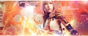 Final Fantasy XIII Lightning R by Mercuphoria