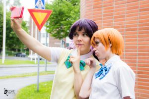 Love Live! - Now, where shall our smiles take us? by seeingviolets