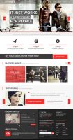 CityHub: Blog WordPress Theme by sandracz