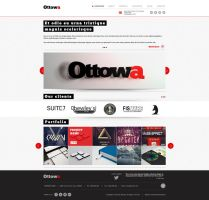Ottowa - Responsive, Professional PSD Template by retinathemes