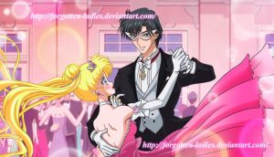 Sailor Moon Crystal Masquerade by forgotten-ladies