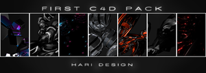 First C4D Pack by HariDesign