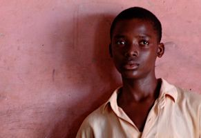 Student in Ghana by EgoDerelinquo