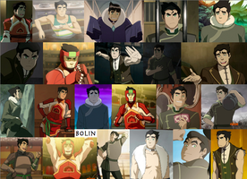 Bolin Collage (Books 1-2) by JackieStarSister