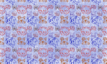 Sonic Seamless Pattern Wallpaper by PhilipG98