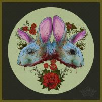 rabbits of Veles by GorchakovArtem