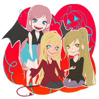 Gift : Hallowen 2013 : by Keelita