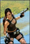 Lara Underworld. by illyne