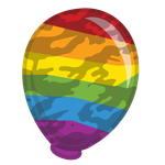 Camouflage Rainbow Bloon by Dr-Noobalator