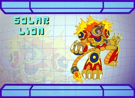 Solar Lion by KingsTailor