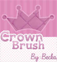 Crown Brush By:Becka by ChokoPink