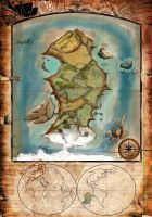 map by gailee