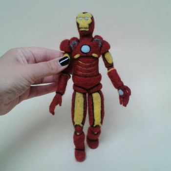 Iron Man by HeartfeltCreations