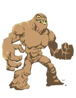 Clayface by samax