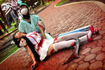 Shen x Akali - my failure, your demise by kitsune0978