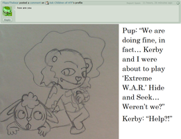 Q11 Pup and Kerby by Ask-Children-of-HTF