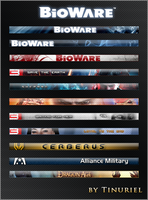 BioWare theme userbars by Tinuriel
