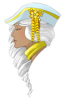 Profile of Victorian Captain by Anceylee-Star